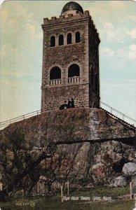 Massachusetts Lynn High Rock Tower 1909