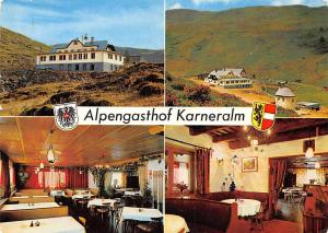 Alpengasthof Karneralm Pension Ramingstein Lungau