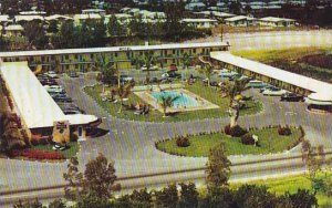 Florida Fort Lauderdale Towne & Country Motel With Pool