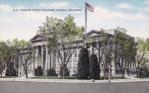 Colorado Pueblo U S Federal Court Building