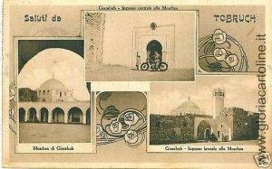 02316   CARTOLINA d'Epoca:  LIBIA : TOBRUCH