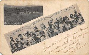 G58/ Zululand Africa Foreign Postcard c1910 Cape Town Natives