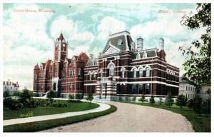 Canada Winnepeg  Court House