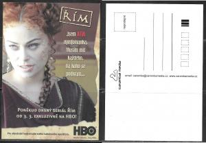 Czech HBO, Julius Caesar, Atia, unused