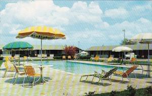 Tennessee Manchester Cumberland Motel With Pool