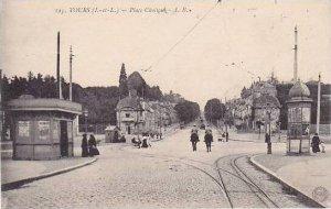 France Tours Place Choiseul