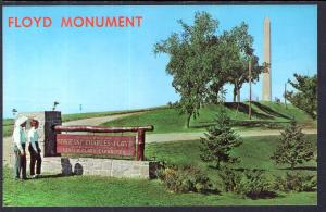 Floyd Monument Near Sioux City IA