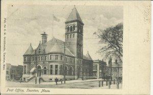 Taunton, Mass., Post Office