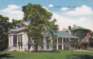 Mississippi Natchez Richmond