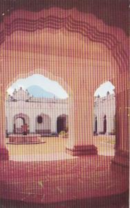 Guatemala Antigua Universidad de San Carlos