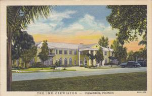 Florida Clewiston The Inn Clewiston 1949 Curteich