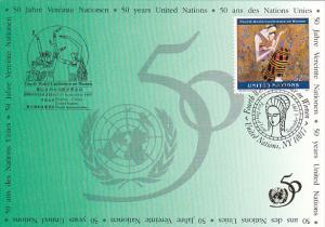 50th Anniversary Of The United Nations