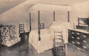 USA Martha Washington's Bedroom, Mount Vernon, Virginia Home George Washinton