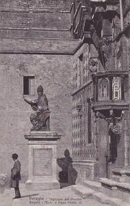 Ingresso Del Duomo, Pulpito- Monument A Papa Giulio III, Perugia (Umbria), It...
