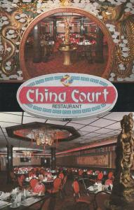 China Court Restaurant - Yarmouth NS, Nova Scotia, Canada