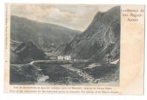 Hot Springs Agua das Lombadas Azores UDB Sao Miguel
