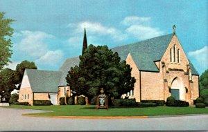 Oklahoma Perry Christ Lutheran Church