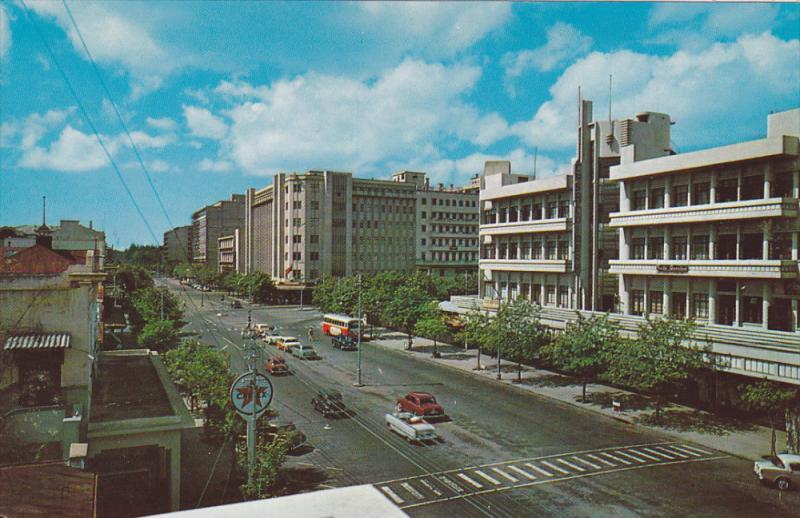 Republic Avenue , LOURENCO MARQUES, Mozambique , 40-60s