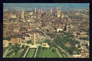 Awesome Kansas City, Missouri/MO  Postcard, Downtown Aerial