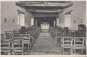 Ampleforth Preparatory School Childrens Church Chapel Yorkshire Antique Postcard