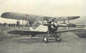 Gloster Grebe, Gloucester, Rngland Aviation, Airplane Postcard Postcards Glos...