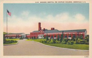 South Carolina Shriners Hospital For Crippled Children