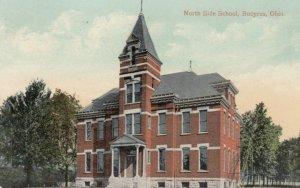 BUCYRUS, Ohio, 1909; North Side School