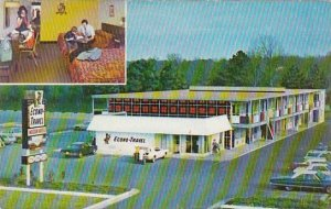 North Carolina Rocky Mount Econotravel Motor Hotel Sleep Tight