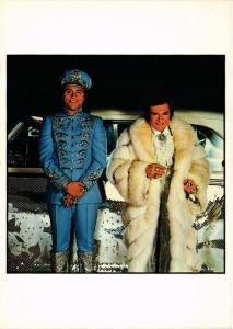 CPM Z327 Liberace n Scott Thorson, Las Vegas 1981 ANNIE LEIBOVITZ (d1067)