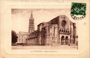 CPA TOULOUSE - Église St-Sernin (582666)