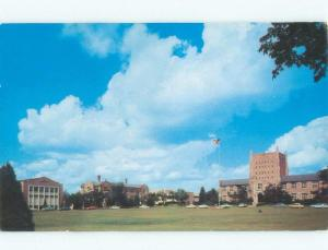 Pre-1980 Tulsa University - Tulsa Oklahoma OK E0772