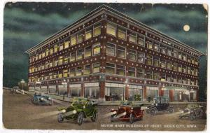 Motor Mart Building, Sioux City Iowa
