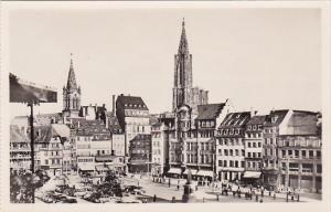 France Strasbourg Place Kleber