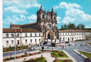 Portugal Alcobaca Monastery