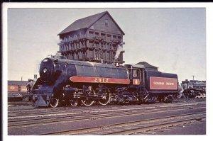 Canadian Pacific Railway Train, Jubilee Locomotive, Winnipeg, Manitoba,