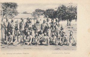 Group of Indian Fakirs , India , 00-10s