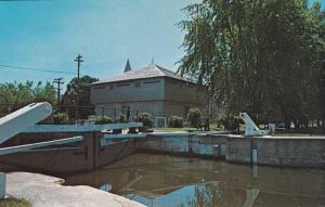 Blockhouse Museum , MERRICKVILLE , Ontario , Canada , 40-60s