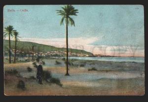 117210 Palestine Israel HAIFA Caiffa Vintage PC