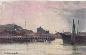 BOULOGNE , France , 1900-10s ; Harbor ; TUCK 6483
