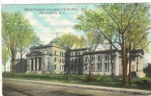 Presbyterian College for Women, Charlotte, NC, 00-10s