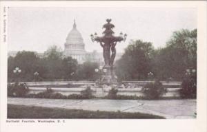 Bartholdi Fountain Washington D C