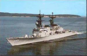 USS CUSHING DD-985