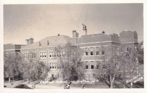RP: WILLISTON , North Dakota ,1940s ; Central School