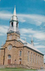 Canada Nova Scotia Cape Breton St Peter's Church