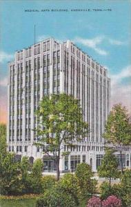 Tennessee Knoxville Medical Arts Building 1937