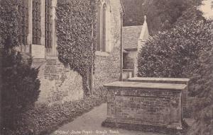 Gray's Tomb, St. Giles' Stoke Poges, Buckinghamshire, England, UK, 1900-1910s