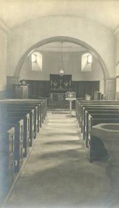 UK - England, South Carlton, Church Sanctuary