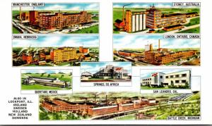 Michigan Battle Creek Kellogg Company Plant & Worldwide Plants