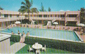 The Seagate And Seagate Beach Club Motel Pool  Delray Beach Florida