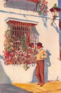 Spain Pelando la pava: M. Bertuchi